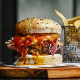 York Burger