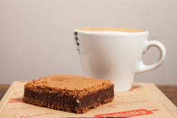 Cuadrado Dulce + Café con Leche