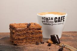 Bocado Dulce + Café con Leche