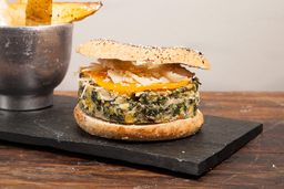 Veggie Burger Sándwich