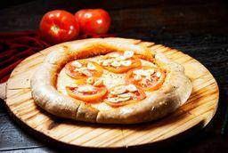 Pizza Pomodori Al Aglio