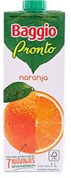 Jugo Baggio Naranja1 L