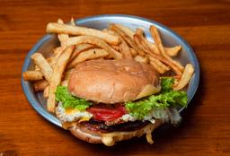 Burger Eggxplosiva
