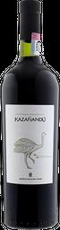 Vino Kazañandú Malbec