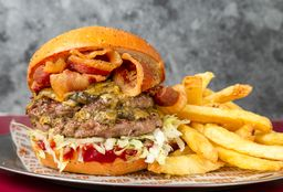 Hamburguesa Fat Jack