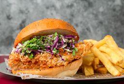 Hamburguesa Fat Chicken