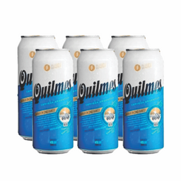 Six-Pack Cerveza Quilmes.