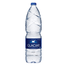 Agua Mineral Glaciar Sin Gas 2 L