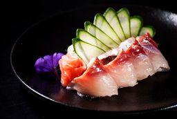 Sashimi de Pesca Blanca X 4