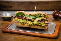 Sándwich de Pollitos