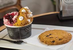 Combo - 1/4 Kg de Helado & Cookie
