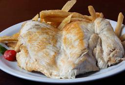 Promo Pollo Grillé con Guarnición