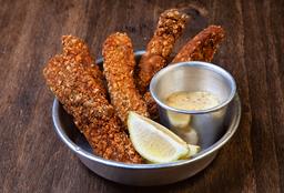 Pollo Rebozado al Curry