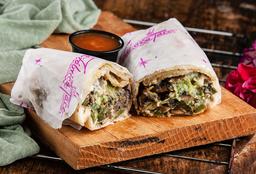 Burrito de Portobello