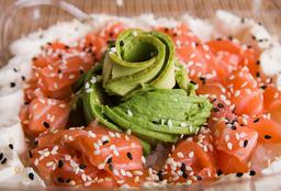 Ensalada de Sushi New York con Philadelphia