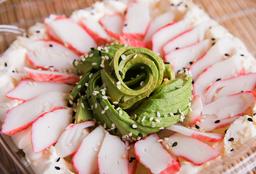 Ensalada de Sushi California