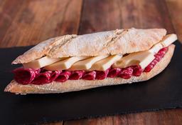 Combo Sándwich Gruyere & Salami