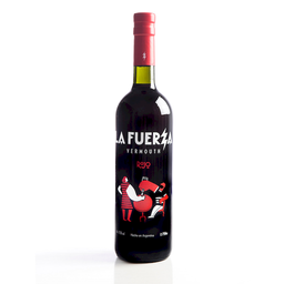 La Fuerza Vino Vermouth Rojo