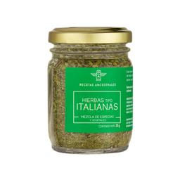 Recetas Ancestrales Mezcla de Especias Italianas