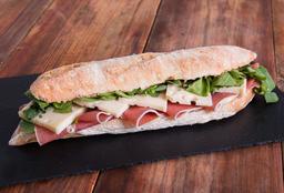 Sándwich Prosciutto & Gruyere