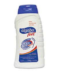 Talco Desodorante Algabo