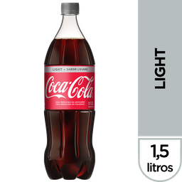 Gaseosa Coca-Cola Light 1.5 L