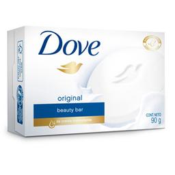 Jabón Pastilla Individual Dove Original 90 Gr