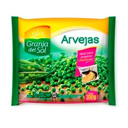 Arvejas Granja Del Sol 300 Gr