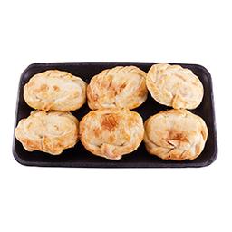 Empanadas De Jamón Y Queso Por U