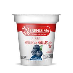 La Serenisima Yogur Clsico Con Frutas Sabor Frutillas