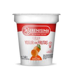 La Serenisima Yogur Clsico Con Frutas Sabor Arandanos