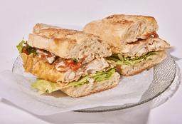 Sándwich de Escalope