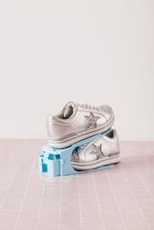Tienda Más Metros Organizador de Zapatos (Sapitos) Celeste 30