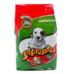 Alimento Para Perros Sabrositos Cachorros 1,5 Kg