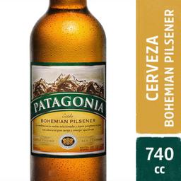 Cerveza Patagonia Bohemian Pilsener 740 mL