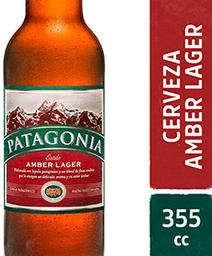 Cerveza Patagonia Amber Lager 355 mL