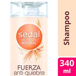 Sedal Shampoo Crema Balance