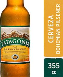 Cerveza Patagonia Bohemian 355 mL