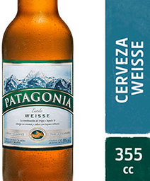 Cerveza Patagonia Weisse 355 mL