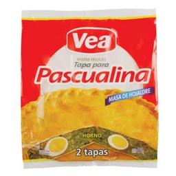 Tapas Para Pascualina Vea