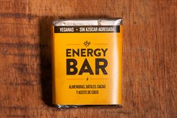 Energy Bar Almendras