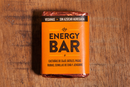 Energy Bar Dátiles