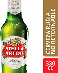 Cerveza Stella Artois 330Ml