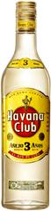 Ron Havana Club 3 Años 750 Ml