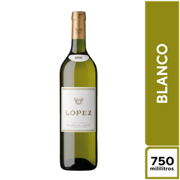 López Blanco 750 ml