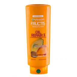 Acondicionador Fructis Oil Repair 3 650ml
