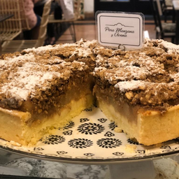 Tarta de Pera & Manzana