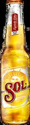 Cerveza Sol Rub  Bot 330 Ml Nr 4 X 6 Loc