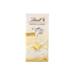 Chocolate Lindt White 100 Gr