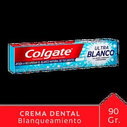 Crema Dental Colgate Ultra Blanco 90G